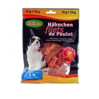 Filets de poulet 70gr (Light) Bubimex