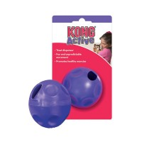 Kong active balle distributrice chat