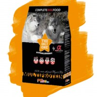 Croquette Alpha spirit dry complete dog food multiprotein 12