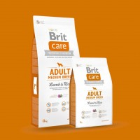 Croquette Brit Care chien Adult Medium Breed