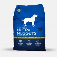Croquette Nutra Nuggets chien Maintenance 15kg