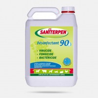 Saniterpen désinfectant 90 5L