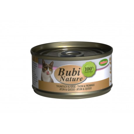 Bubi nature pour chat Thon&Fromage