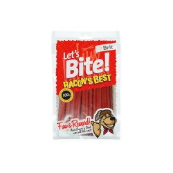BRIT CARE - Let's Bite Dental Care (Bacon Stick) - 105g