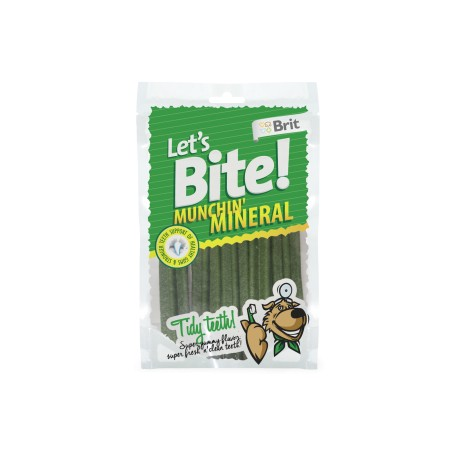 BRIT CARE - Let's Bite Dental Care (Mineral Stick) - 105g