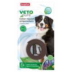 Collier insectifuge pour grand chien marron - Beaphar