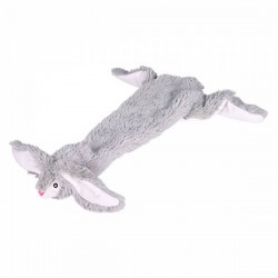 Lapin plat sonore 56cm