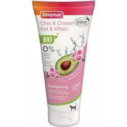 Shampoing chat/chaton Bio Beaphar 200 ML