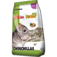 Mélange Délice Farmer Chinchillas