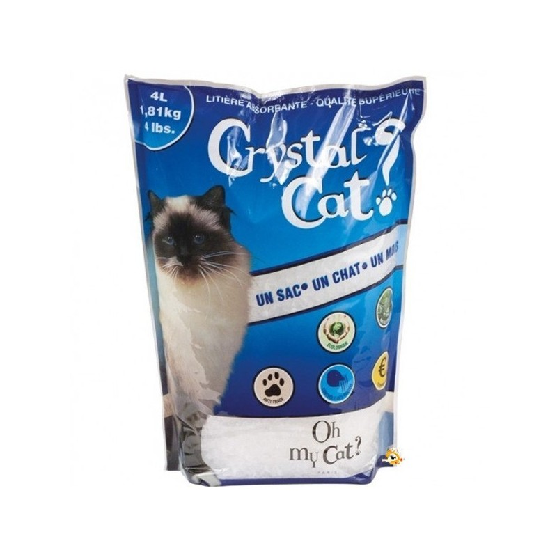litiere chat eco+