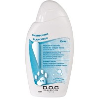 Shampooing pour chat 250ml BLANCHEUR